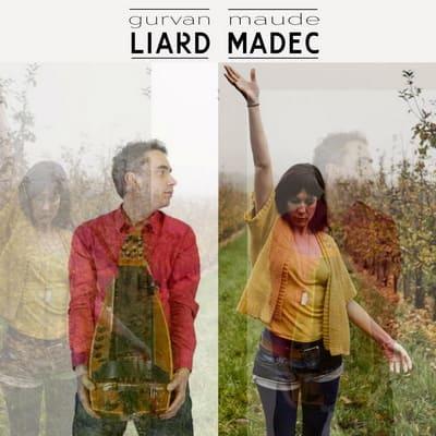 Duo Madec Liard, Spielkurs, Radis 2020, BalFolk