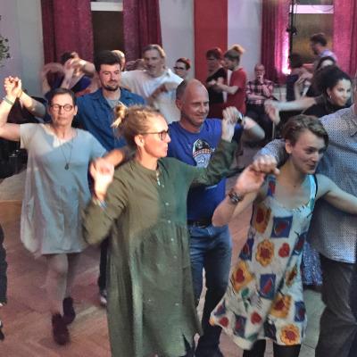 Bal Folk, Torgau, Tanzen, Tanzkurs, Spielkurs