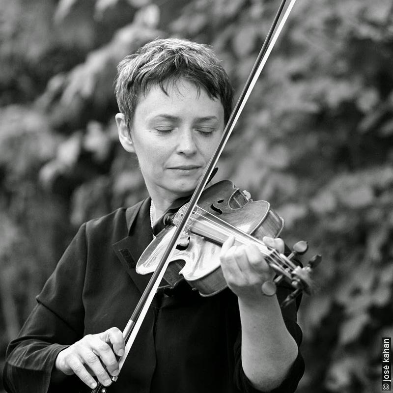 Laurence Dupré, Geige, Geigenkurs, Spielkurs, Torgau, Auvergnatus