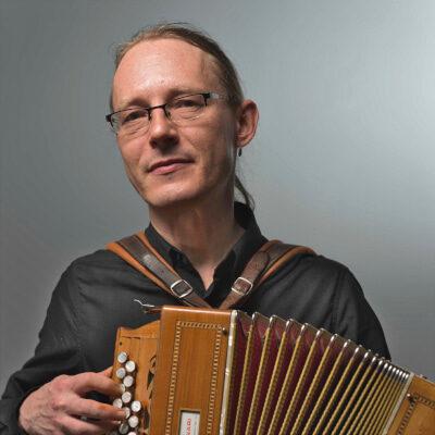 Johannes Uhlmann, Diationisches Akkordeon, Spielkurs Torgau